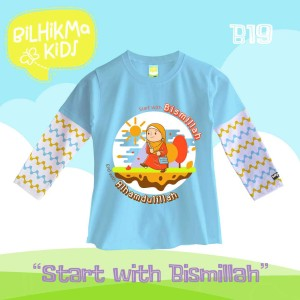 Bilhikma BILH - B19 Start With Bismillah