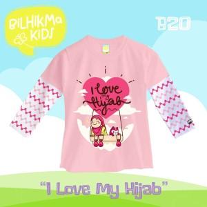 Bilhikma BILH - B20 I Love My Hijab