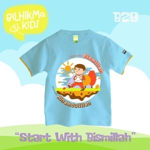 Bilhikma BILH - B29 Start With Bismillah