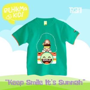 Bilhikma BILH - B31 Keep Smile It's Sunnah