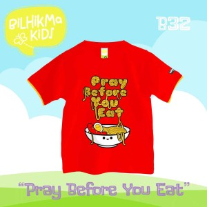 Bilhikma BILH - B32 Pray Before You Eat