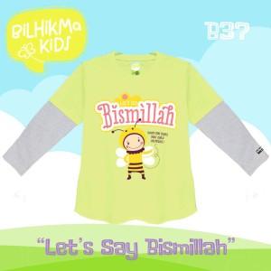 Bilhikma BILH - B37 Let's Say Bismillah