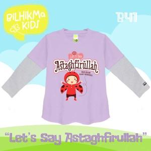 Bilhikma BILH - B41 Let's Say Astaghfirullah