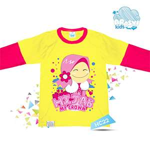 ArasyiKids ARSK - HC22 Hijab My Crown
