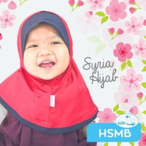 ArasyiKids ARSK - HSMB Syria Hijab