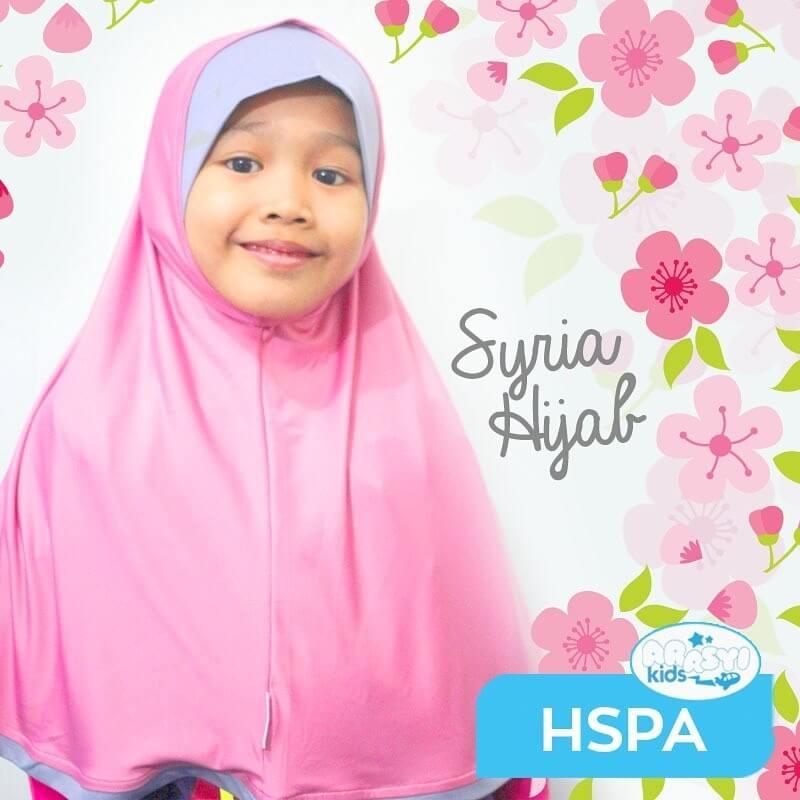 ArasyiKids ARSK - HSPA Syria Hijab