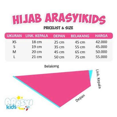 Size Chart ArasyiKids