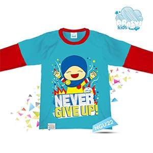 ArasyiKids ARSK - NGU22 Never Give Up