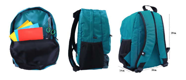 Spesifikasi Backpack Afrakids