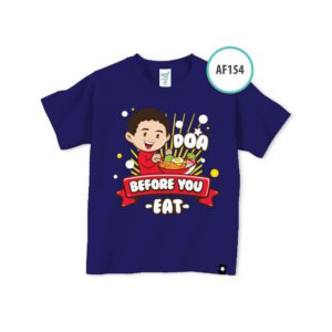 Afrakids AFRA - AF154 Do'a Before You Eat