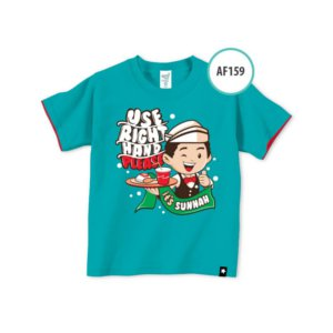Afrakids AFRA - AF159 Use Right Hand