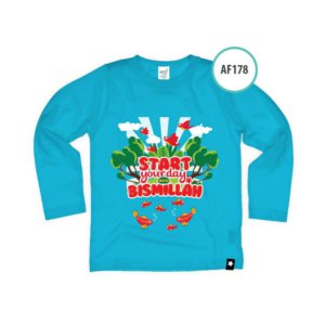 Afrakids AFRA - AF178 Start Your Day With Bismillah