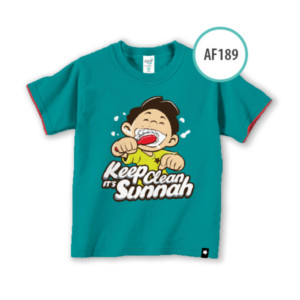 Afrakids AFRA - AF189 Keep Clean It's Sunnah