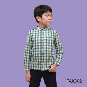 Baju Koko Anak Afrakids AFRA - FAK002