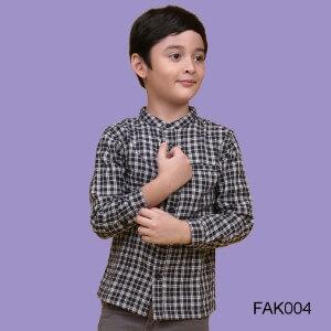 Baju Koko Anak Afrakids AFRA - FAK004