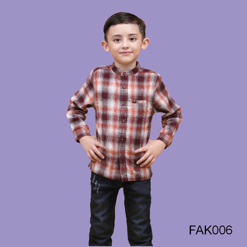 Baju Koko Anak Afrakids AFRA - FAK006