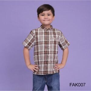 Baju Koko Anak Afrakids AFRA - FAK007