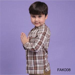 Baju Koko Anak Afrakids AFRA - FAK008