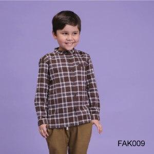 Baju Koko Anak Afrakids AFRA - FAK009