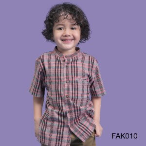 Baju Koko Anak Afrakids AFRA - FAK010