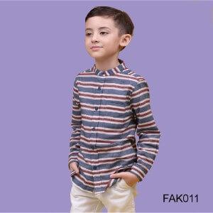 Baju Koko Anak Afrakids AFRA - FAK011