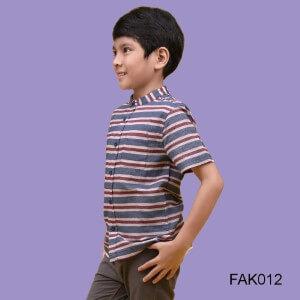 Baju Koko Anak Afrakids AFRA - FAK012