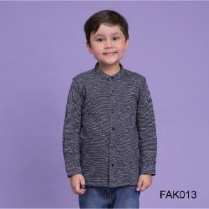 Baju Koko Anak Afrakids AFRA - FAK013
