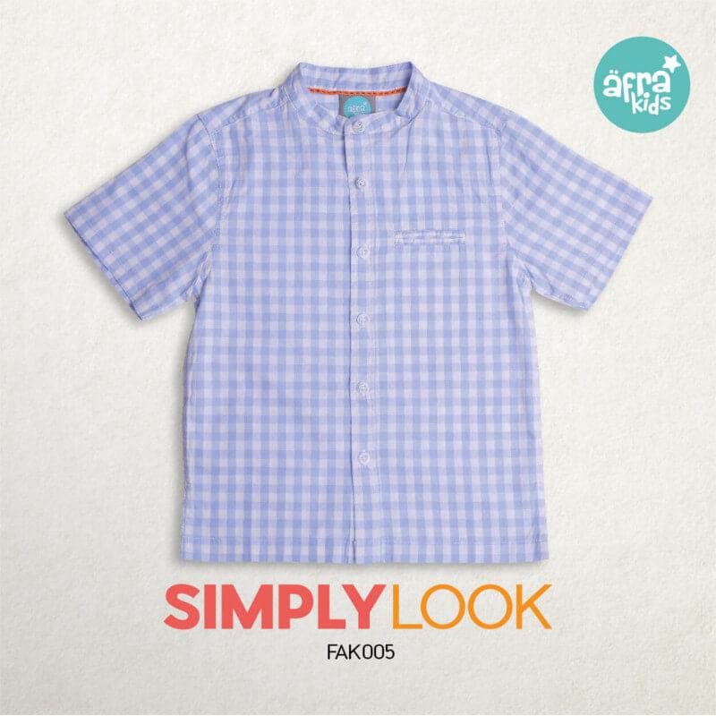 Baju Koko Anak Afrakids AFRA - FAK005