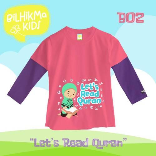 Bilhikma BILH - B02 Let's Read Qur'an
