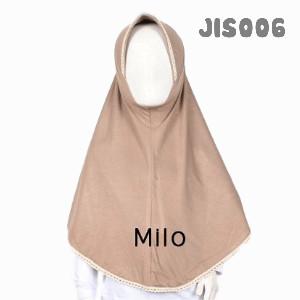 Shira SHRA - JIS006 Jilbab Bergo Renda Anak Milo