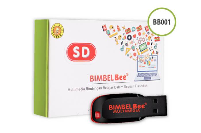 Jual BimbelBee Multimedia Pembelajaran Anak SD