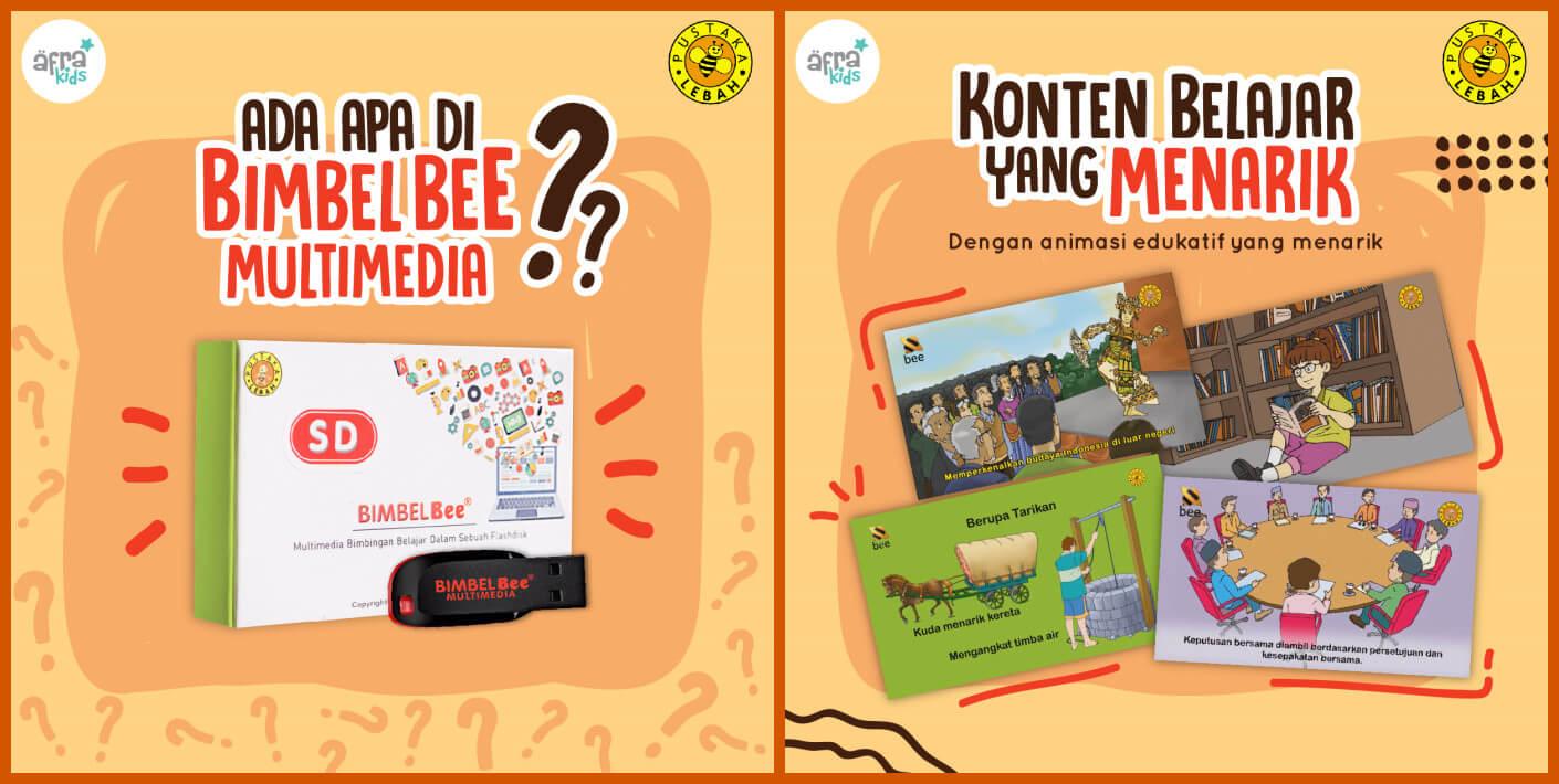 BimbelBee Multimedia Belajar Anak