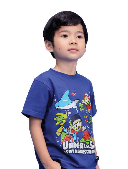 Kaos Afrakids AF202 Under The Sea is My Rabb's Creation