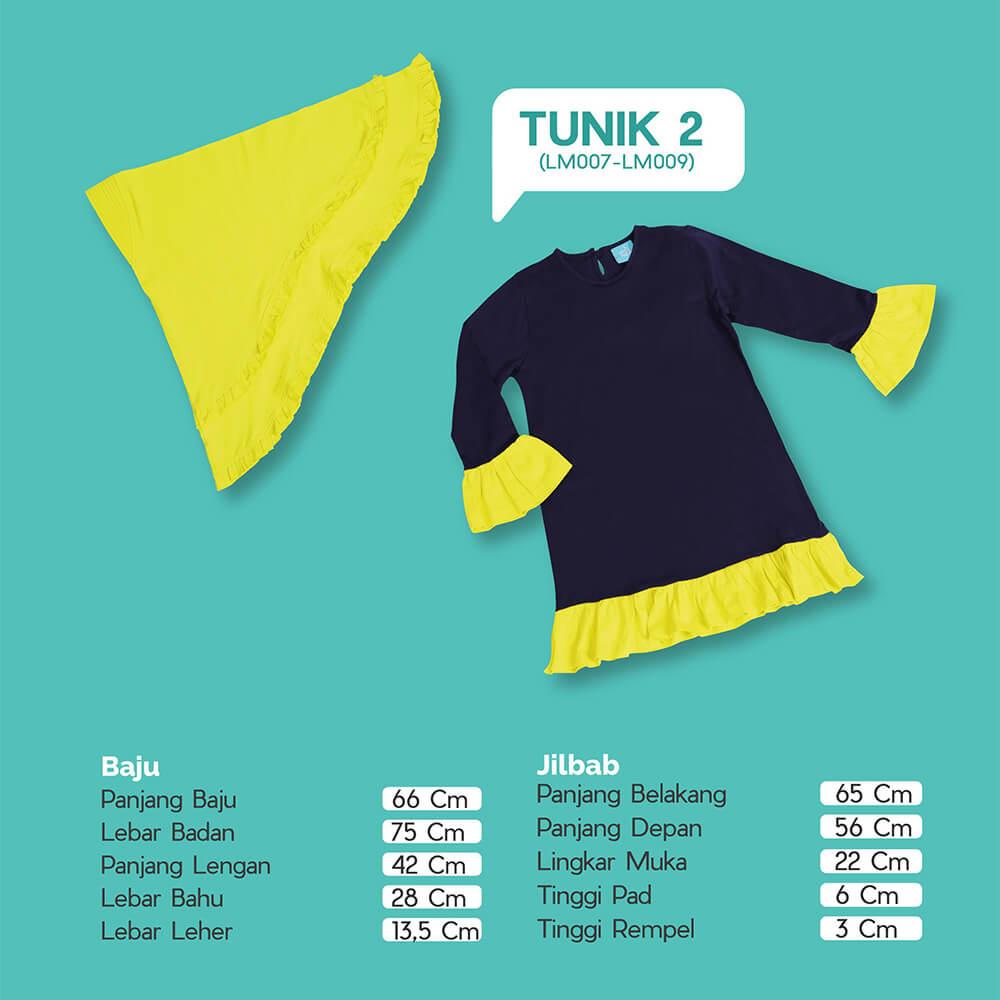 Size Chart Tunik 2