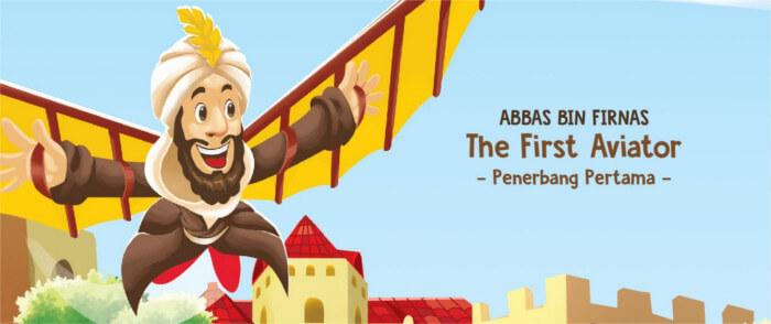 Buku Cerita Islam - Abbas Bin Firnas