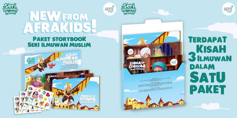 Story Book Multimedia Belajar Anak