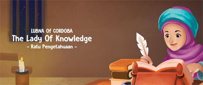 Buku Cerita Islam - Lubna of Cordoba