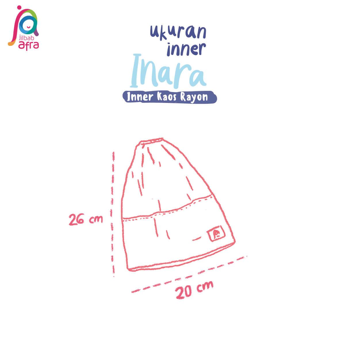 Ukuran Inner Inara
