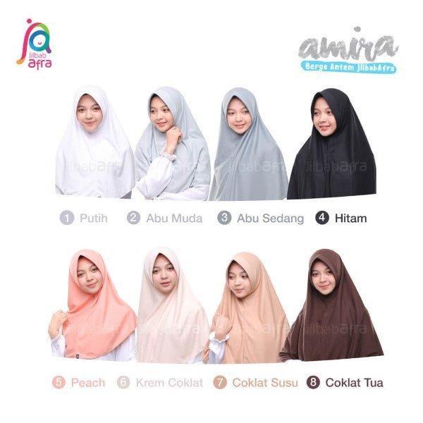 Jilbab Afra Amira