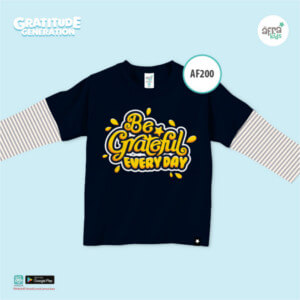 Afrakids AFRA - AF200 Be Grateful Everyday