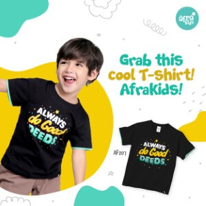 Afrakids AFRA - AF207 Always Do Good Deeds