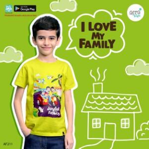 Afrakids AFRA - AF211 Joyful Family