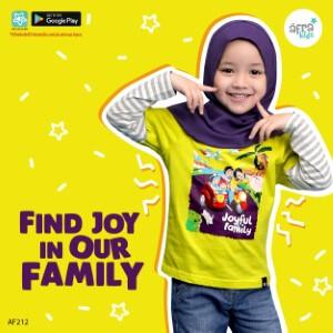 Afrakids AFRA - AF212 Joyful Family
