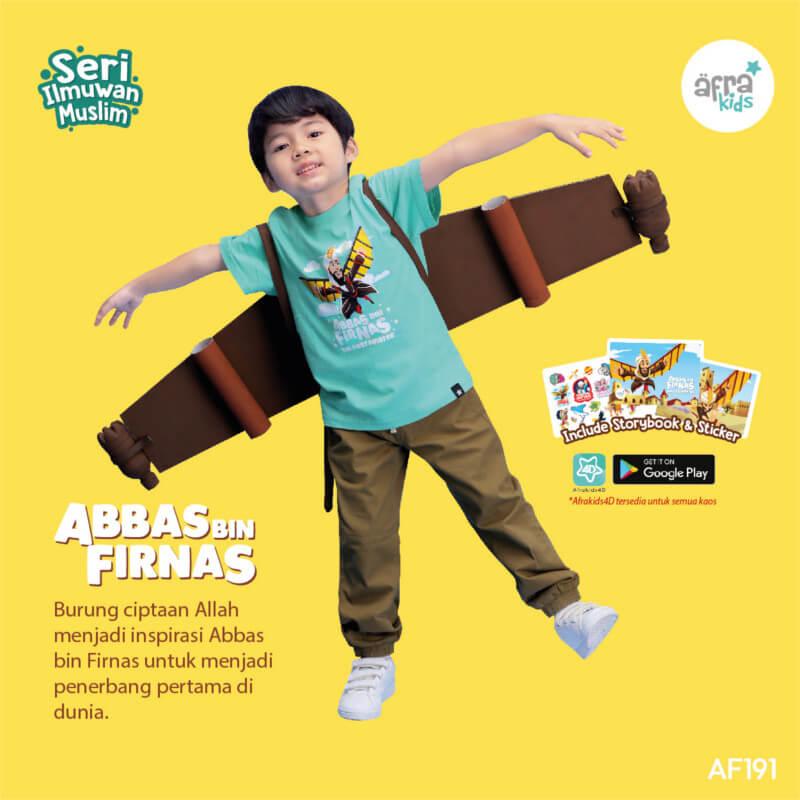 Afrakids AFRA - AF191 Abbas Bin Firnas