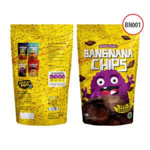 Bangnana Chips BNNA - BN001 Cokelat