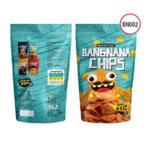 Bangnana Chips BNNA - BN002 Keju