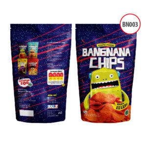 Bangnana Chips BNNA - BN003 Balado