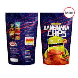 Bangnana Chips BNNA - BN005 Balado Extra Hot