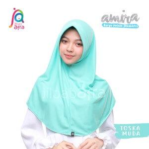 Jilbab Afra JAFR - Amira 13 Toska Muda
