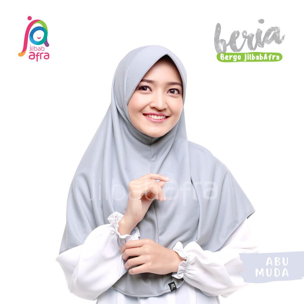 Jilbab Afra JAFR - Beria 03 Abu Muda